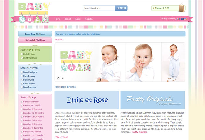 Baby Clothes Websites | Bbg Clothing