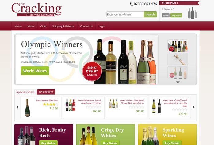 cracking-wine