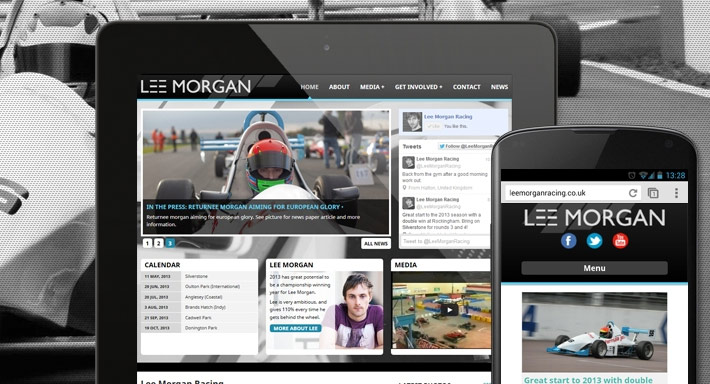 lee-morgan-racing