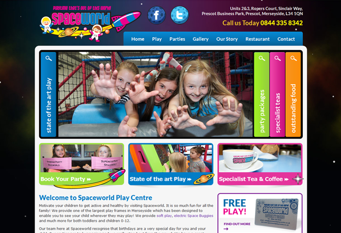 Spaceworld Play Centre
