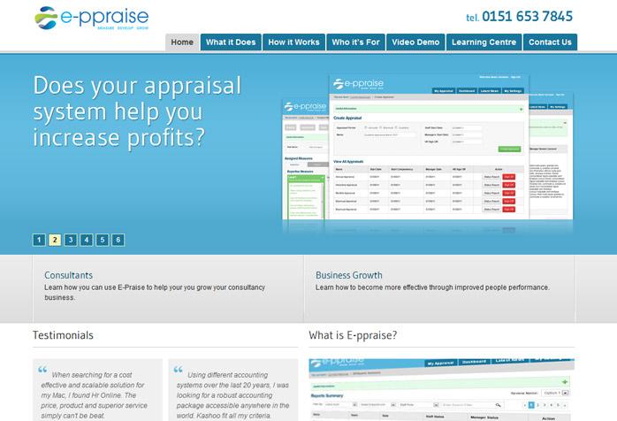Online Appraisal Software e-ppraise