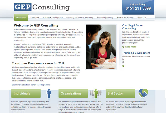 GEP Consulting